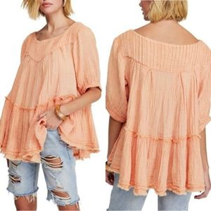 NWT Free People Mystery Land Tunic